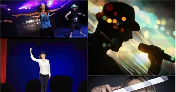 Empresas contratam atores, artistas, músicos e dançarinos em todo ...