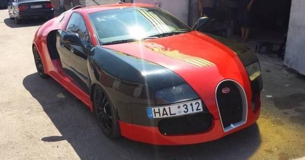 Carro mais caro do mundo, Bugatti Veyron ganha 'clone' com preço ...