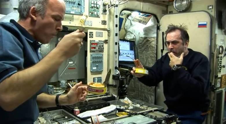 Resultado de imagem para vida no espaço - tarefas dos astronautas
