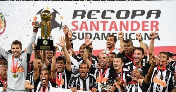 Título do Galo amplia chocolate brasileiro na Argentina em títulos da ...