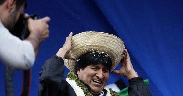 Evo Morales se reelege na Bolívia, segundo pesquisas de boca de ...