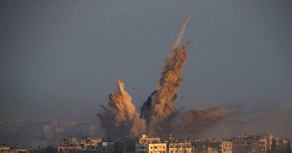 Novo conflito armado explode na faixa de Gaza - Notícias - R7 ...