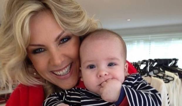 Júnior completa cinco meses. Será que a Ana já pensa em aumentar a família?
