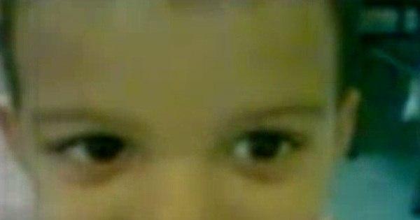 """Mãe que matou filho grava último vídeo de criança dizendo """"te amo ..."""