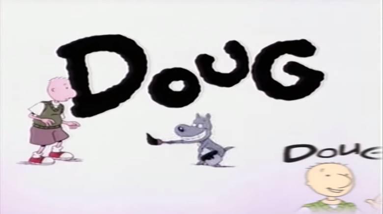 O personagem Doug Funny tinha 11 anos quando começou a passar na Nickelodeon. Era aquele desenho que se encaixava perfeitamente na faixa etária de transição entre a infância e a adolescência. Contava casos específicos da fase de amadurecimento, como paqueras, paixões e conflitos internos de modo geral. O desenho foi criado nos anos 1990 e exibido em diversas emissoras em diferentes períodos. O elenco era grande, mas alguns personagens se destacavam, como Costelinha, cachorro de estimação de Doug — que até parecia gente —, Skeeter Valentine, melhor amigo de Doug, e 'Patti' Maionese, a melhor amiga de Doug, é paixão platônica do protagonista