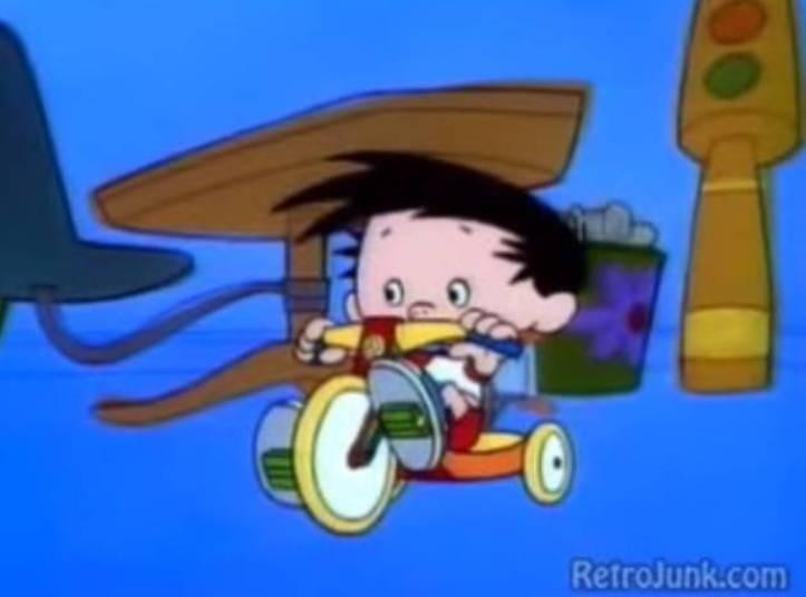 Quem não se lembra de 'O Fantástico Mundo de Bob'? Bobby Generic era aquele menininho com uma imaginação gigante e que sempre questionava seus pais, Howie e Martha, sobre suas dúvidas. O elenco contava também com o tio Ted, aquele cara gordinho com camisas coloridas, o irmão Derek e a irmã Kelly. É impossível esquecer de Roger, o cachorro de estimação da família. Ele era o melhor amigo de Bobby e sempre fugia quando via a coleira de passeio. O desenho foi ao ar entre 1990 e 1998