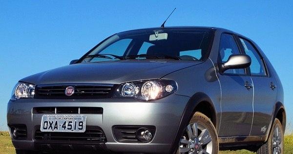 Teste: com suspensão robusta e mais conforto, Fiat Palio Fire Way ...