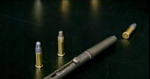 """Homem é preso com """" caneta arma"""" na região metropolitana de BH ..."""