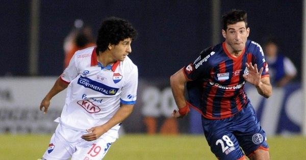 San Lorenzo empata fora com o Nacional e põe uma mão na taça ...