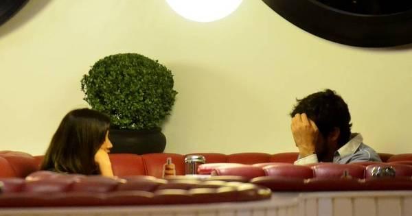 Tá rolando? Dani Suzuki é vista em jantar com boa companhia ...