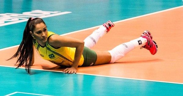 Problema pulmonar pode tirar musa do vôlei brasileiro dos Jogos ...