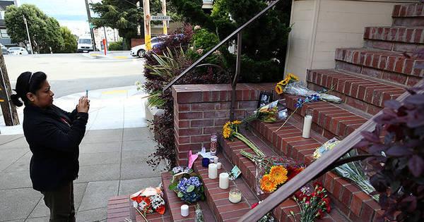 """São Francisco cobre de flores casa onde foi filmado """"Uma Babá ..."""