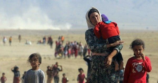 Estado Islâmico está cometendo genocídio contra etnia yazidi, diz ...