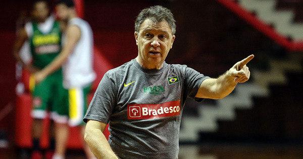 Rubén Magnano corta Larry Taylor e define seleção brasileira de ...