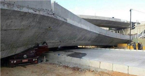 Construtoras vão devolver R$ 12 milhões por queda de viaduto que ...