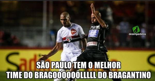 Noite de vexames dos Tricolores! São Paulo e Flu fazem feio e ...