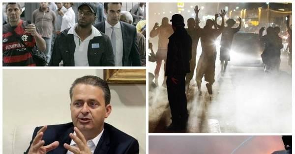 """A Semana: Eduardo Campos morre em acidente aéreo e """"rei da ..."""