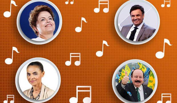 Cover de Lula, sertanejo e muito forró: ouça os jingles dos principais candidatos