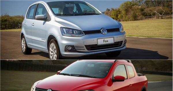 Veja todos os detalhes dos novos VW Fox e Saveiro Cabine Dupla ...