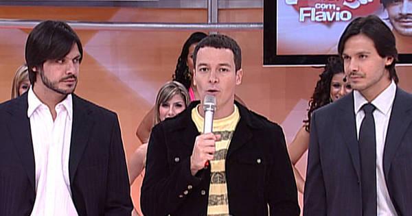 Você se lembra deles? Gêmeos Flávio e Gustavo mudam de vida e ...
