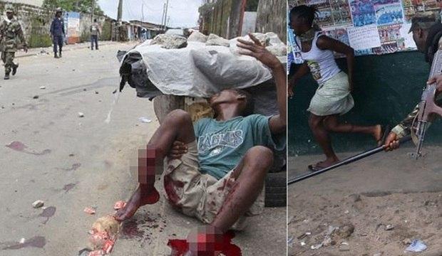 Soldados atiram e ameaçam moradores com suspeita de ebola na Libéria