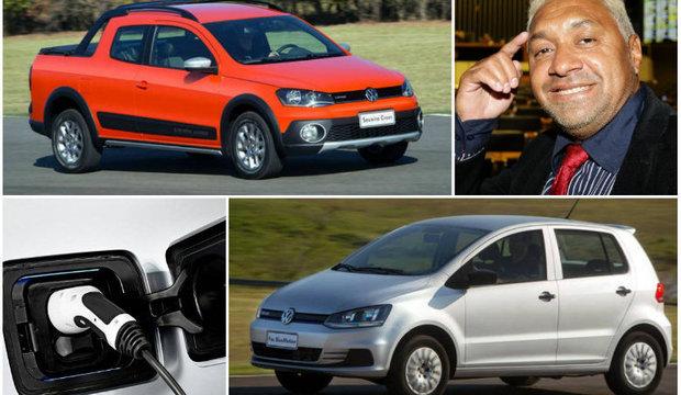 Novo VW Fox, Saveiro e carros dos políticos 'celebridades' são destaque da semana