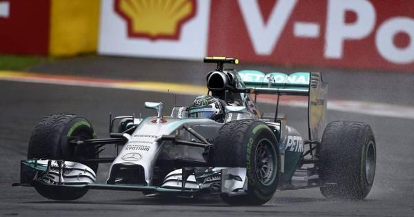 Líder da Fórmula 1 consegue a pole para o GP da Bélgica e Felipe ...