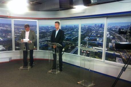 Pitiman e Toninho do PSOL 'trocam farpas' ao falar sobre segurança pública durante debate