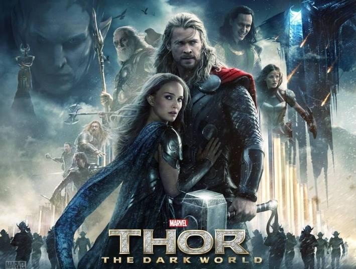 6 - Thor: O Mundo Sombrio (2013)Neste segundo filme, Thor consegue evoluir em vários sentidos. E, mais uma vez, Loki rouba diversas cenas. Com uma trama mais bem amarrada, perigos mais ameaçadores e um clímax estruturado de maneira brilhante, o filme é um passo a frente, um desenvolvimento bem feito do primeiro