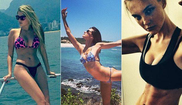 Anorexia ou genética? Conheça as famosas que são criticadas pela magreza extrema