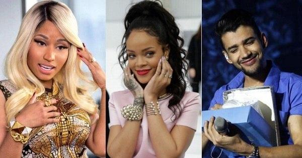 Beyoncé deu um colar de diamante para Nicki Minaj e não é a única ...