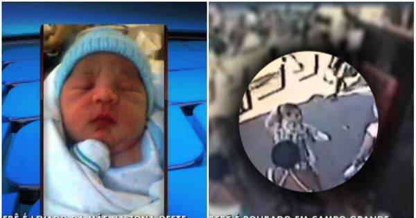 Bebê sequestrado na zona oeste do Rio é encontrado; veja ...