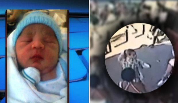 """Imagens mostram suspeitas de roubar bebê e avó implora: """"Devolvam meu neto"""""""