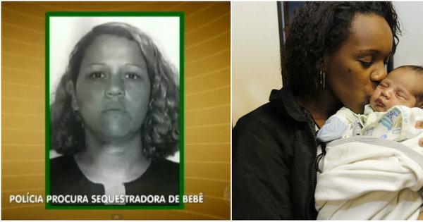 Sequestro de bebê: Justiça do Rio decreta prisão preventiva e ...