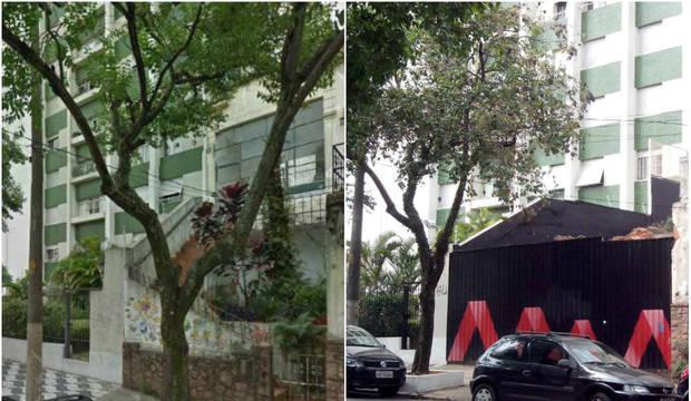 Sobrados dos anos 40 perdem espaço para prédios em bairros tradicionais