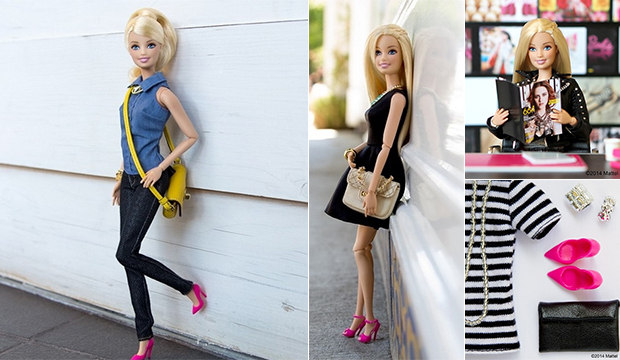Barbie ganha conta no Instagram para postar looks do dia
