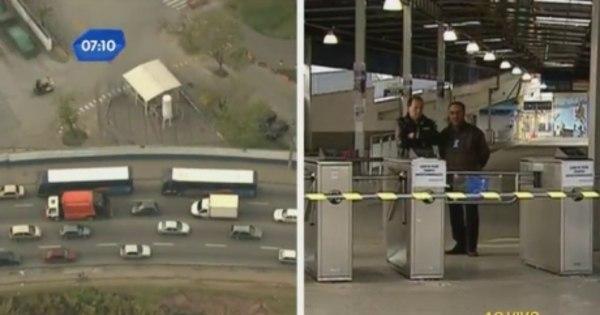 Motoristas e cobradores fazem nova greve em Mauá e prejudicam ...