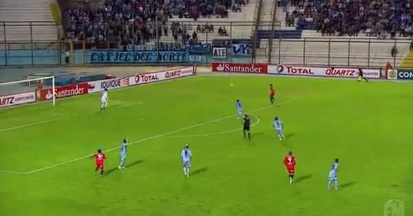 Inacreditável! Jogador perde gol feito pela Sul- Americana - Esportes ...