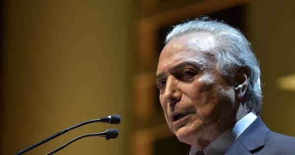 Vice de Dilma diz que reforma política terá amplo debate com o ...