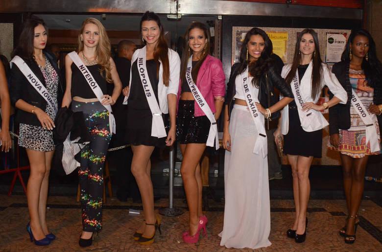 A<BR> vencedora ir� representar o Rio de Janeiro no concurso Miss Brasil e,<BR> posteriormente, pode vir a defender o Pa�s na disputa do Miss Universo