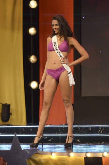 A disputa de miss Brasil est� marcada para 27 de setembro, em Fortaleza