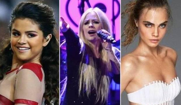 Lista gigante circula nas redes sociais com supostas fotos íntimas de famosos