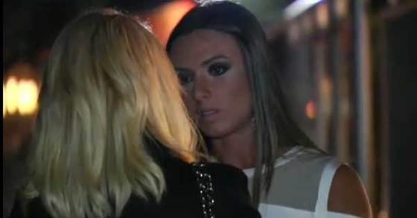 Antonia Fontenelle e Nicole Bahls discutem por causa de Sheik em ...