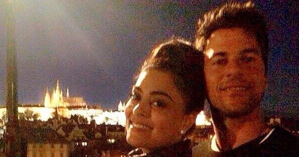Juliana Paes curte viagem romântica com marido - Fotos - R7 ...