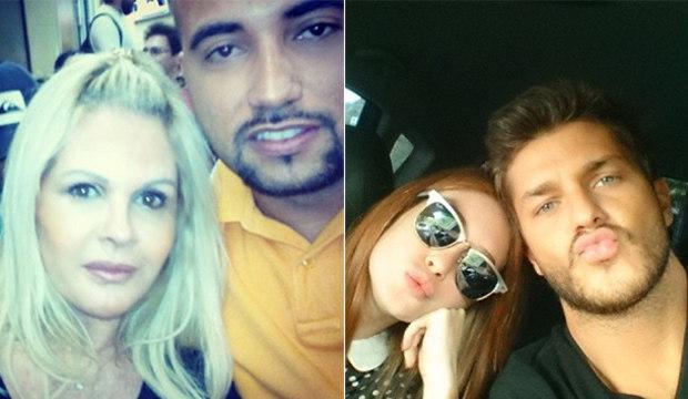 Tici, Monique Evans e Nakamura ficam solteiras: veja quem se separou em 2014