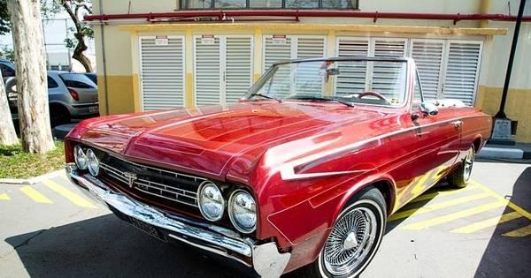 Carros restaurados no Brasil impressionam Chip Foose, ícone ...