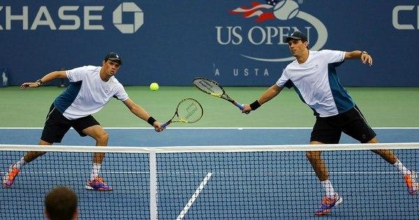 Irmãos imbatíveis do tênis podem conquistar o 100º título na carreira ...