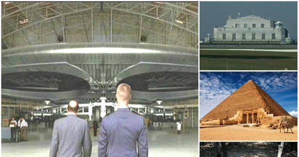 Passagens secretas de monumentos famosos revelam histórias de ...