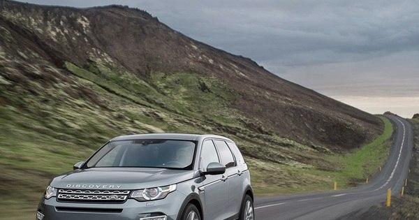 Agora fabricado no Brasil, Land Rover Discovery Sport 2017 ...