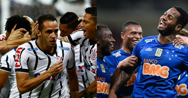 Corinthians e líder do Brasileirão são os destaques da quinta-feira ...